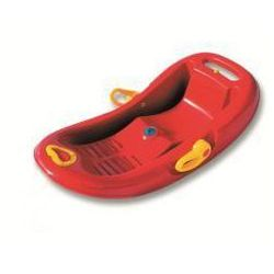 KHW Snow Flipper de Luxe - 26001 - Saneczki (czerwone) - Czerwony