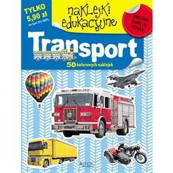 Naklejki edukacyjne. Transport