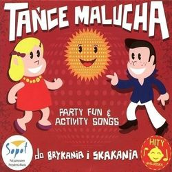 Tańce malucha do brykania i skakania (CD)