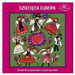 Dziecięca Europa [CD] - Polskie Nagrania/Warner Music Poland