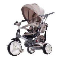Trójkołowiec Little Tiger beżowy Sun Baby T500/BE