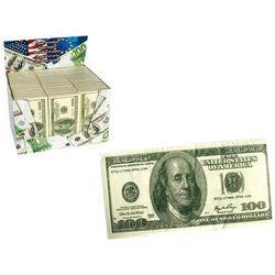 SERWETKI PAPIEROWE DESEROWE jak 100 DOLARÓW USD
