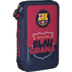 Piórnik podwójny FC Barcelona