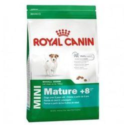 Royal Canin Mini Adult +8 0,8kg/2kg/8kg Waga:8 kg