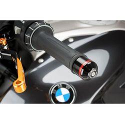 Końcówki kierownicy do BMW S1000RR / S1000R (z kolorowymi pierścieniami)
