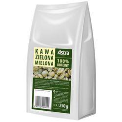 Astra kawa zielona Peru 250g mielona ODCHUDZAJĄCA