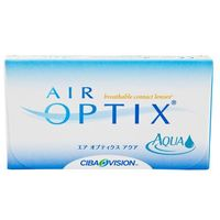 Air Optix Aqua 6 szt