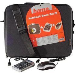 Torba HAMA Torba na notebooka z zestawem akcesoriów Starter III