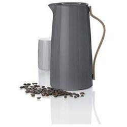 Termos do kawy Stelton Emma 1,2 l, jasnoszary