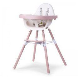 Krzesło do karmienia Evolu 2 - 3w1 cupcake pink