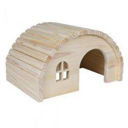 Domek dla gryzoni z drewna sosnowego