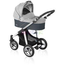 Wózek wielofunkcyjny Lupo Baby Design (szary)