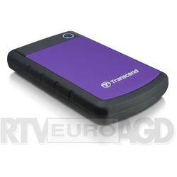 Transcend StoreJet 25 H3P 500GB USB 3.0 - produkt w magazynie - szybka wysyłka! Darmowy transport od 99 zł | Ponad 200 sklepów stacjonarnych | Okazje dnia!