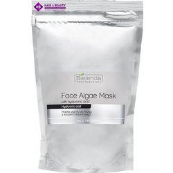 BIELENDA PROFESJONALNA Zapas maska algowa z kwasem hialuronowym 190 g