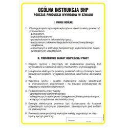 Ogólna instrukcja BHP podczas produkcji wykrojów w szwalni