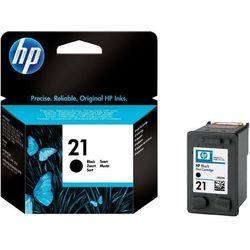 Tusz HP C9351 AE (21), oryginalny, czarny