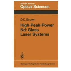 High Peak Power Nd: Glass Laser Systems