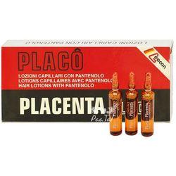 Placenta Placo Profesjonalne Ampułki na porost włosów