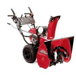 HONDA Odśnieżarka HS 760 K1 EW/ HSS 760 EW BEZPŁATNA DOSTAWA (Autoryzowany partner Honda)