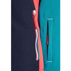 Dare 2B CRAZE Kurtka narciarska enamel/neon pink/peacoat blue