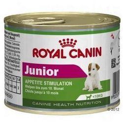 Royal Canin Mini Junior karma mokra 6x195g