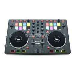 Gemini Slate kontroler Midi USB dla DJ Płacąc przelewem przesyłka gratis!