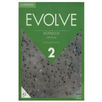 Evolve Level 2 Workbook with Audio (opr. miękka)