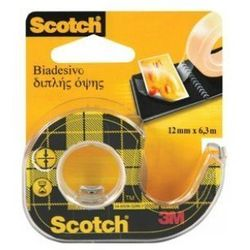 Przezroczysta taśma samoprzylepna dwustronna Scotch 3M