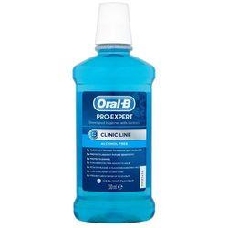 ORAL-B 500ml Pro-Expert Clinic Line Płyn do płukania jamy ustnej bezal