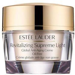 Estee Lauder Revitalizing Supreme Light Global Anti-Aging Creme Oil-Free Lekki krem przeciwstarzeniowy 30 ml