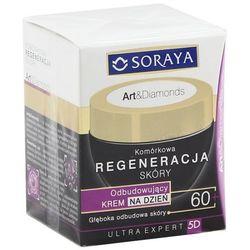 SORAYA 50ml 60+ Komórkowa regeneracja skóry Odbudowujący krem na dzień
