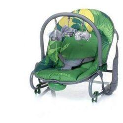 Leżaczek Jungle XV zielony