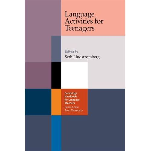 Language Activities for Teenagers. Cambridge Handbooks for Language Teachers (opr. miękka)