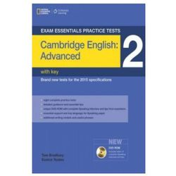 Exam Essentials: Cambridge Advanced Practice Test 2 with Key