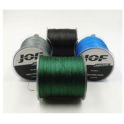 JOF Brand Super Strong Japan 300m Multifilament PE Braided Fishing Line 10 20 25 30 40 50 60 80 100LB