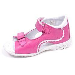 Sandały dziecięce Kornecki 03968 fuxia