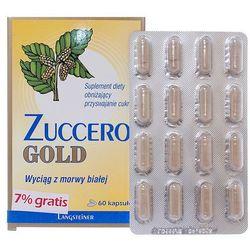 Zuccero Gold kaps. - 60 kaps.