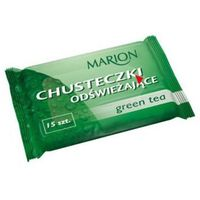 MARION CHUSTECZKI ODŚWIEŻAJĄCE GREEN TEA 15 SZTUK - GREEN TEA