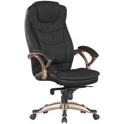 Fotel biurowy Q-065 czarny