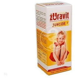 Żuravit junior syrop 100 ml