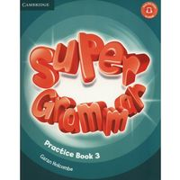 Super Minds Level 3 Super Grammar Book (opr. miękka)