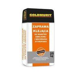 Zaprawa Do Warstwy Zbrojnej I Mocowań Styropianu 25kg Goldmurit
