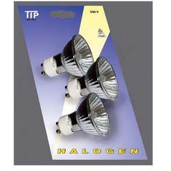 Tip zarowka halogen.3szt.,230V 35W GU10