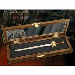 Herugrim Miniaturka Miecza z filmu Władca Pierścieni - LOTR Letter Opener Herugrim (nob9248)
