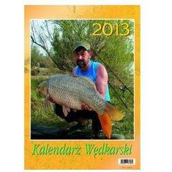 Kalendarz wieloplanszowy 2013 Kalendarz Wędkarski
