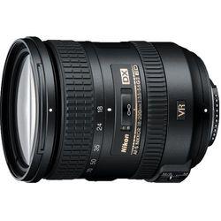 Nikon Nikkor 18-200 mm f/3.5-5.6G AF-S DX VRII ED Dostawa GRATIS!