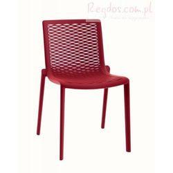 Krzesło NetKat czerwone