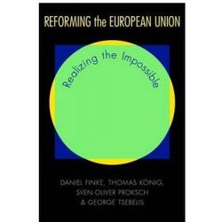 """institutional reform in the european union essay This is a thesis on european union """"european union law - institutional balance essay""""  balance pursuant to the treaty of lisbon institutional reforms."""