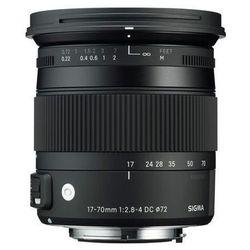 Obiektyw SIGMA Digital C 17-70/2.8-4 DC Macro OS HSM Nikon