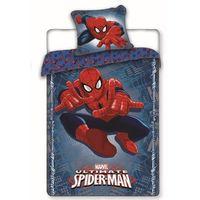 Jerry Fabrics Pościel bawełniana Spiderman 2016, 140 x 200 cm, 70 x 90 cm